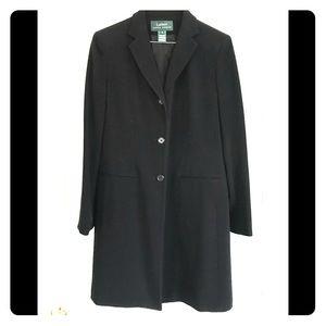 Ralph Lauren black blazer